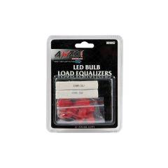 LED Light Bulb Resistor Kit (Pair) 25W/6.2 Ohm