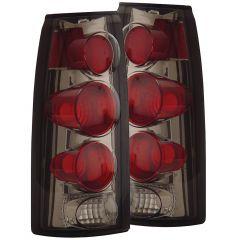 CHEVY/GMC C/K1500/2500 88-98 / C/K3500 88-00 / SUBURBAN 92-99 / BLAZER (full-size) 92-94 / TAHOE 95-99 / YUKON 92-99 TAIL LIGHTS 3D STYLE SMOKE