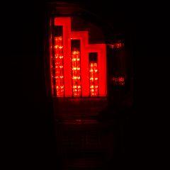 TOYOTA TACOMA 16-19 L.E.D. TAIL LIGHT CHROME