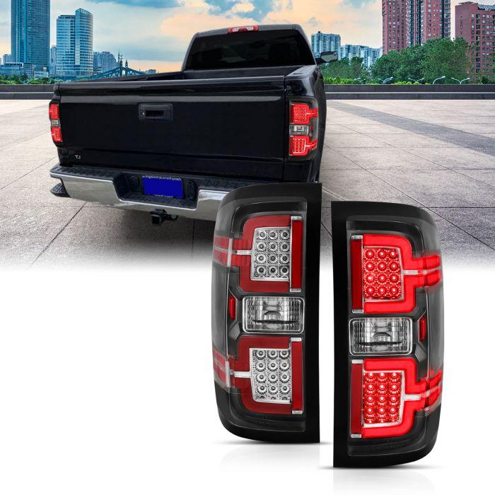 2014 - 2018 CHEVROLET SILVERADO 1500 LED Taillights