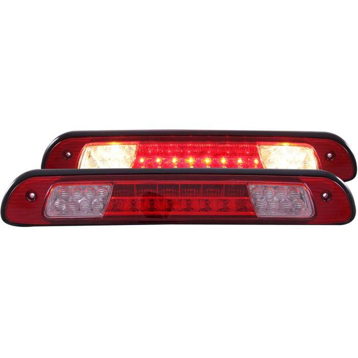 TOYOTA TUNDRA 00-06 L.E.D 3RD BRAKE LIGHT RED/CLEAR