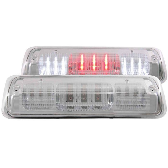 DODGE RAM 1500 09-18 / RAM 2500/3500 10-18 L.E.D 3RD BRAKE LIGHT CHROME