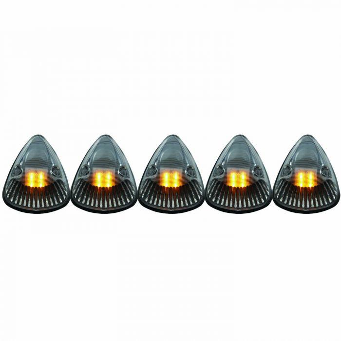 DODGE RAM 2500/3500 94-98 L.E.D CAB LIGHTS CLEAR 5PC